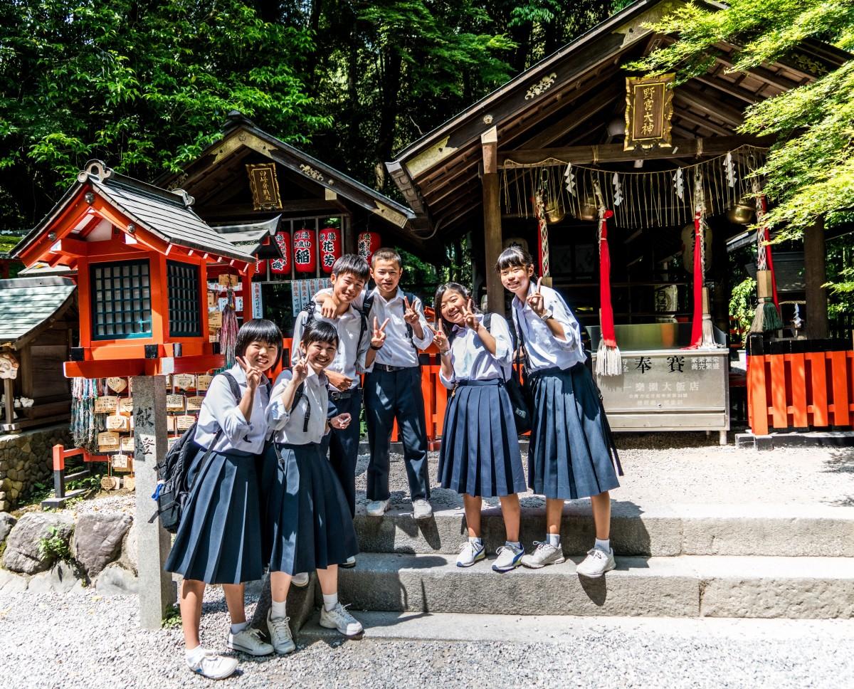 5 Sekolah menengah terbaik di Jepang