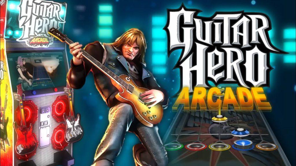 Guitar Hero Arcade Dump
