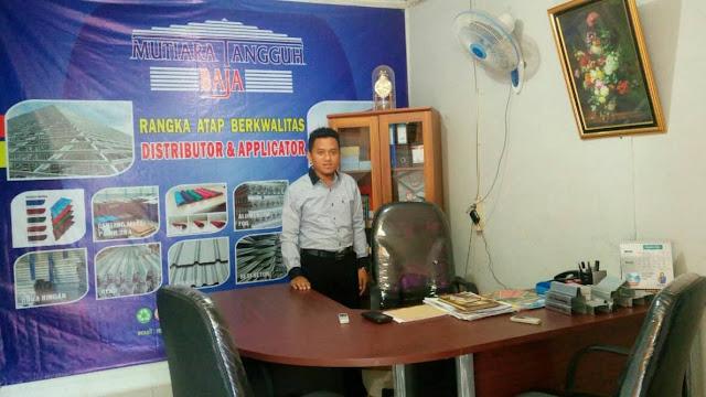 Agen Distributor Penjual Baja Ringan Tangerang