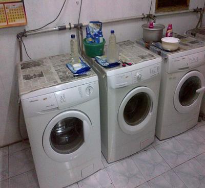 Contoh Format Proposal Usaha Laundry