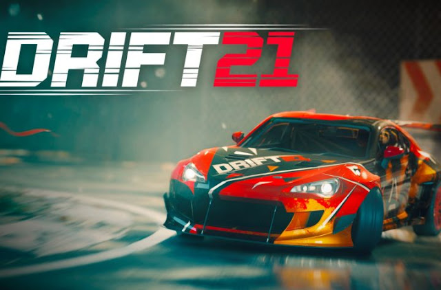 Get Your Drift On! DRIFT21 Available on Steam Early Access Today