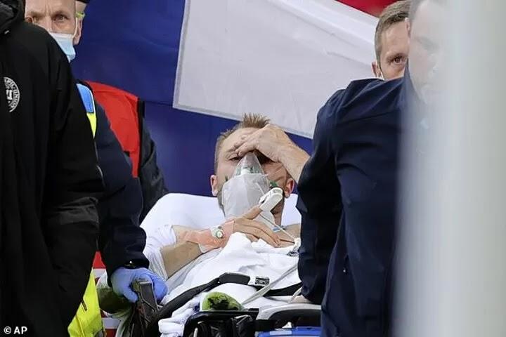 Mourinho reveals he cried and prayed for Eriksen after cardiac arrest
