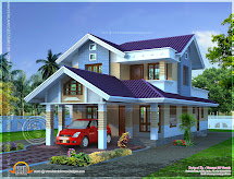 Narrow Lot House Plan - Kerala Home Design And Floor Plans