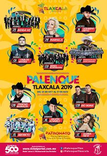 palenque feria tlaxcala 2019