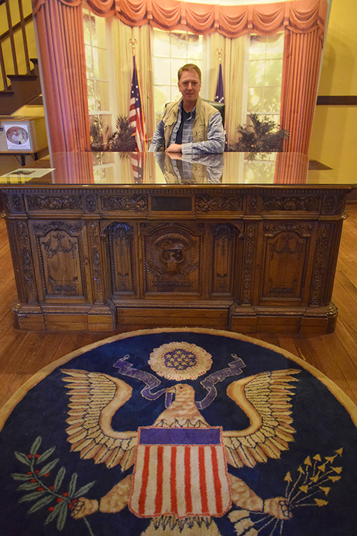 President's Desk | Plains, Georgia