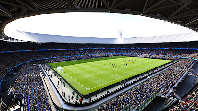 PES 2020 Stadium De Kuip (Stadion Feijenoord for Dutch Cup Final)