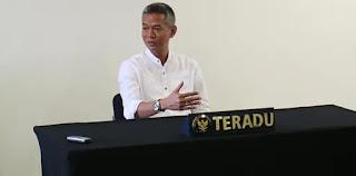 Ditanya PAW Riezky Aprilia, Wahyu Setiawan: Mestinya PAW Sesuai UU