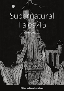 Wyrd Britain reviews issue 45 of Supernatural Tales.