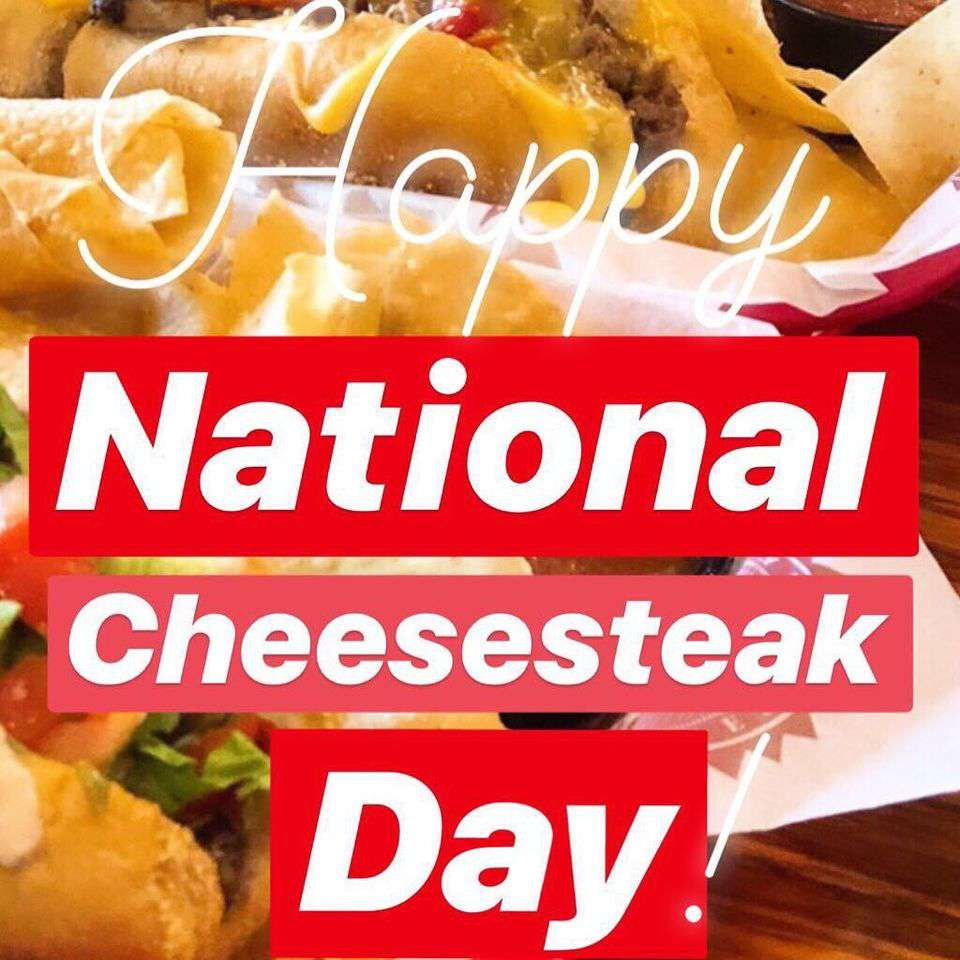 National Cheesesteak Day Wishes