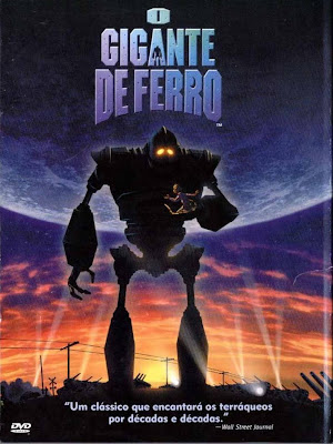 O Gigante de Ferro - HD 720p