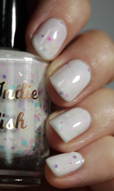 My Indie Polish My Little Pony Hella Handmade Creations swatch by Streets Ahead Style