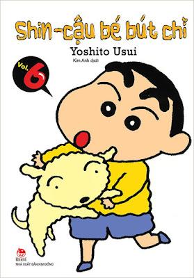 Shin Cậu Bé Bút Chì - Crayon Shin chan (1992)
