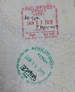 Vistos para uma viagem de volta ao mundo