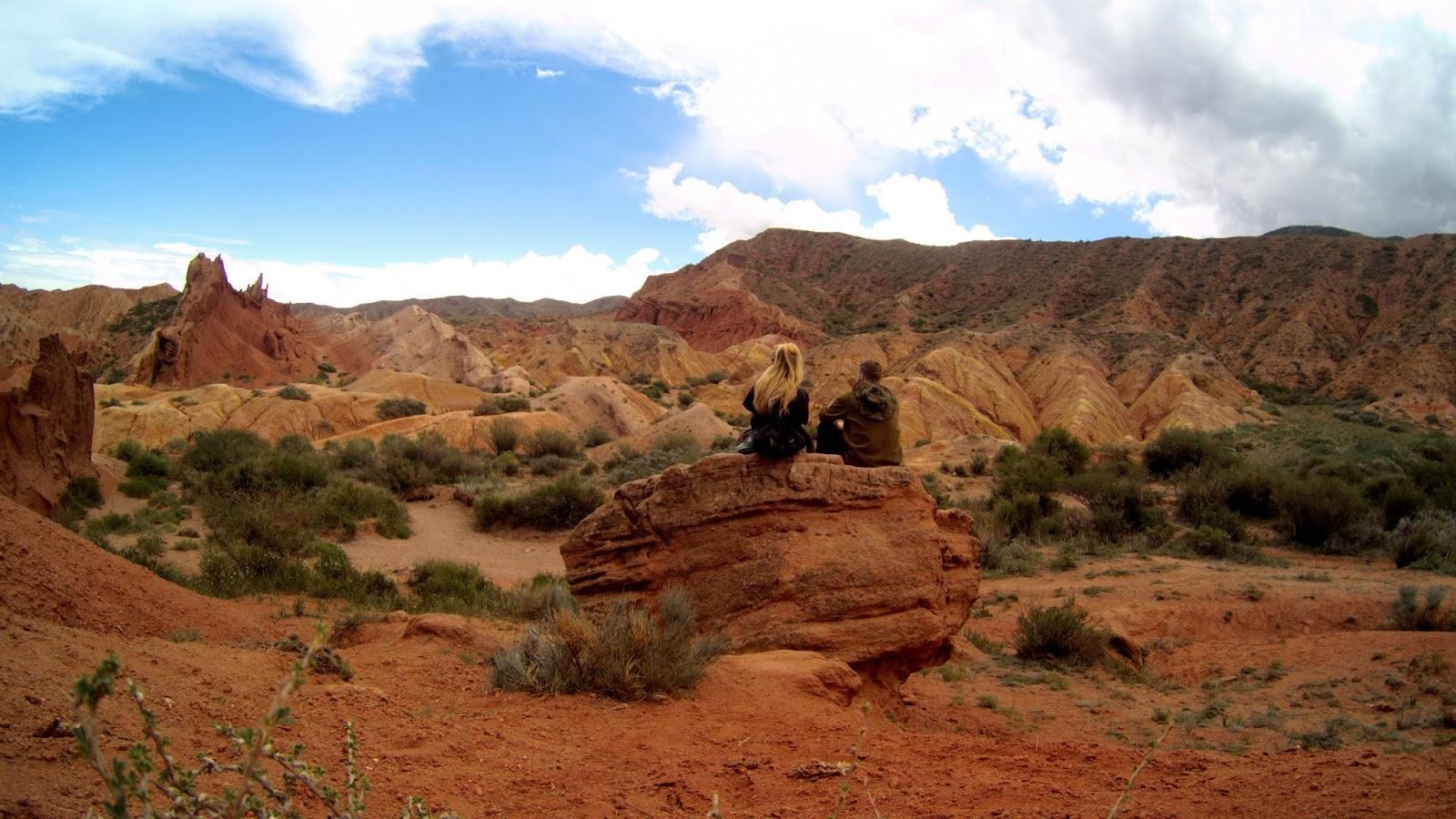 Fairy Tale Canyon Kirgistan
