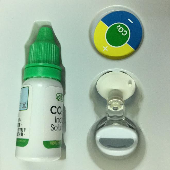Co2 checker thử nồng độ CO2 trong hồ thủy sinh có hợp lý chưa