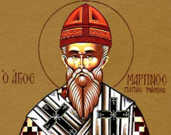 Santo Paus Martin I