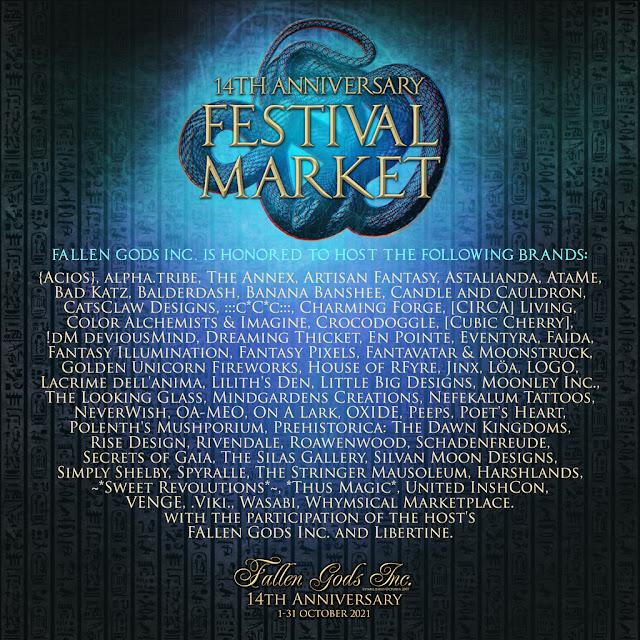 14th Anniversary Market