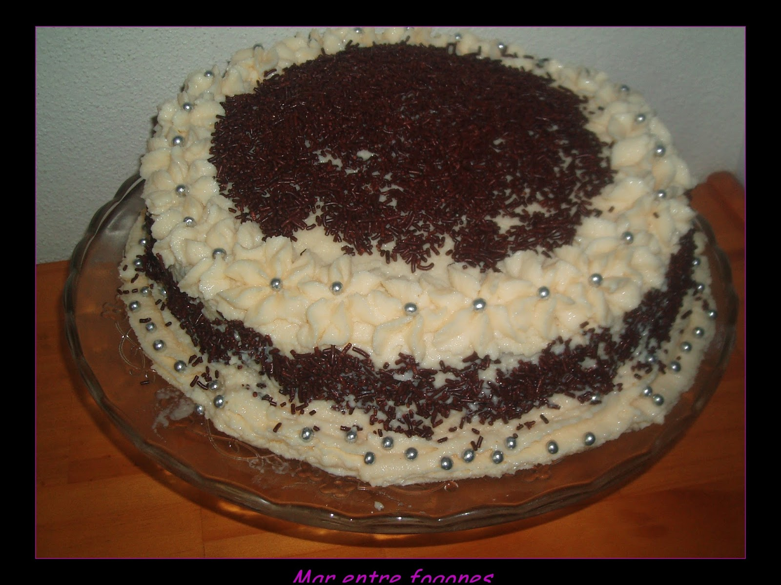 Glass Hummingbird Cake Topper