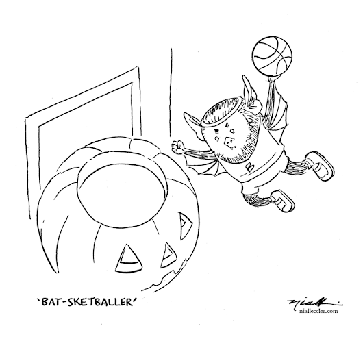 Character Of The Night - Bat-sketballer