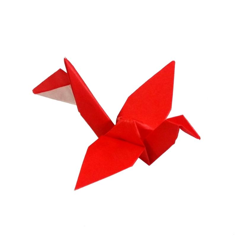 indonesian-crane-origami
