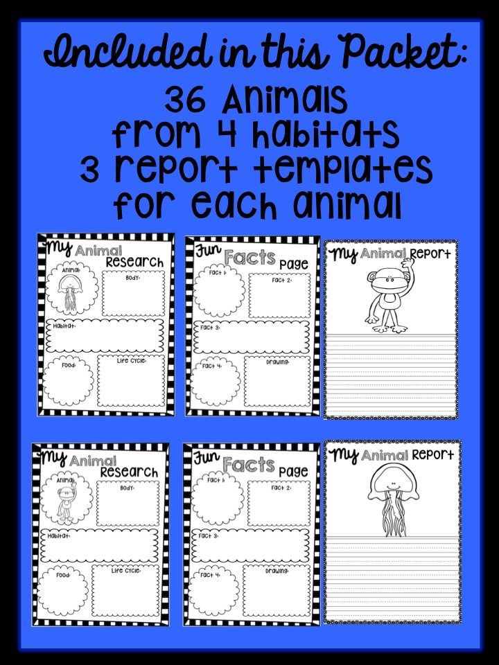 Pebble Go Research Reports for the Primary Classroom | Teach.Talk ...