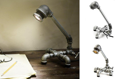 Creative Electrical and Plumbing Inspired Products and Designs (25) 7