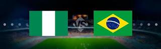 Бразилия - Нигерия: смотреть онлайн бесплатно 13 октября 2019 прямая трансляция в 15:00 МСК.