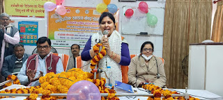 मातृ शक्ति ही सर्वोपरि शक्ति है : डॉ. अंजना श्रीवास्तव | #NayaSaberaNetwork