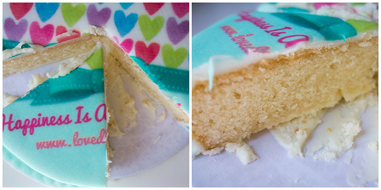 Happiness Is A Piece of Cake! | Baker Days Review & Giveaway