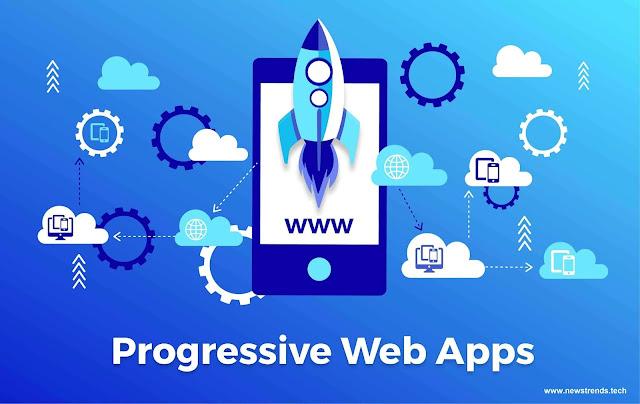 Progressive Web Apps - Newstrends