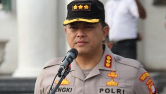 Empat Pembakar Mobil Brimob Ditangkap Polres Jakbar