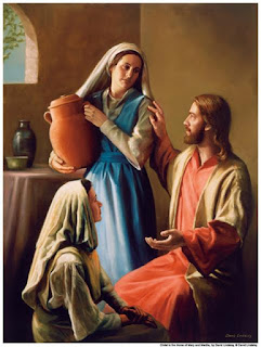 Catholic Daily Readings: 6 October 2020 - Mary Has Chosen The Good Portion