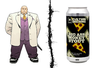#SiFueraUnaCerveza, Kingpin sería una Big Ass Money Stout.