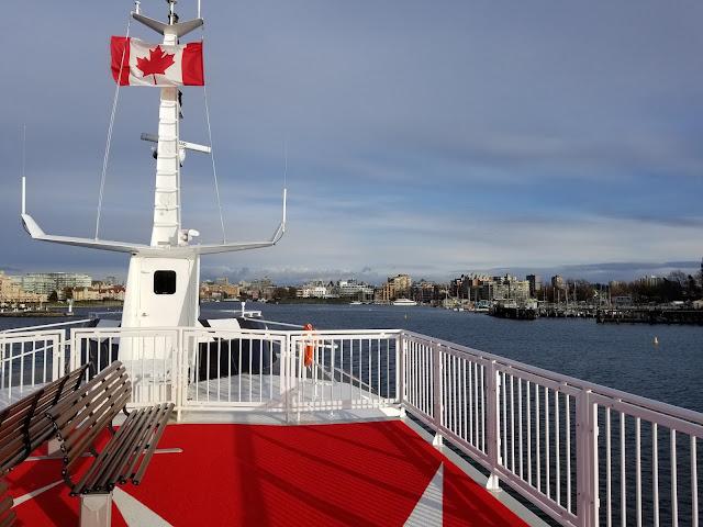 victoria passenger ferry
