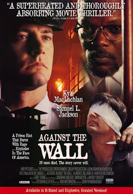 Against The Wall 1994 DVD R1 NTSC Latino