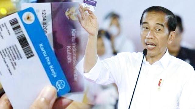 Curhat Kecele Peserta Pelatihan Kartu Prakerja Jokowi