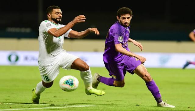 مشاهدة مباراة العين وخورفكان بث مباشر اليوم 17-10-2020 دوري الخليج العربي