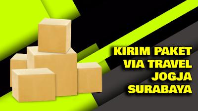 Kirim Paket via Travel Jogja Surabaya