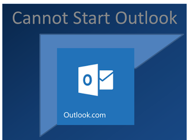 Cara Memperbaiki Microsoft Office outlook Cannot Start