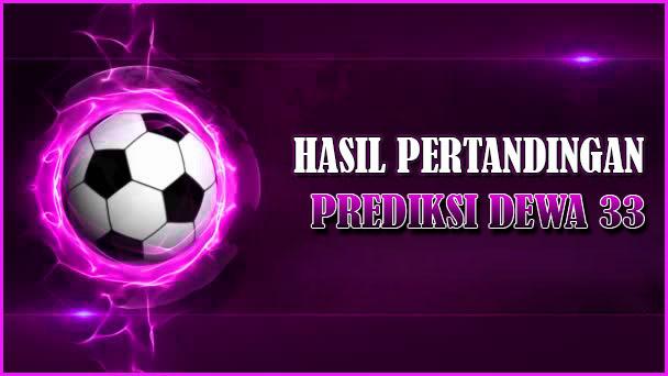 Hasil Pertandingan Sepak Bola Tanggal 01 - 02 Maret 2019