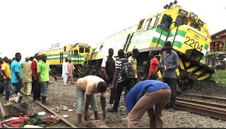 SEVEN REPORTEDLY DEAD IN LAGOS TRAIN CRASH