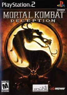 Mortal Kombat Deception PS2 ISO