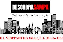 Marco Comemorativo - 500 Mil Visitantes