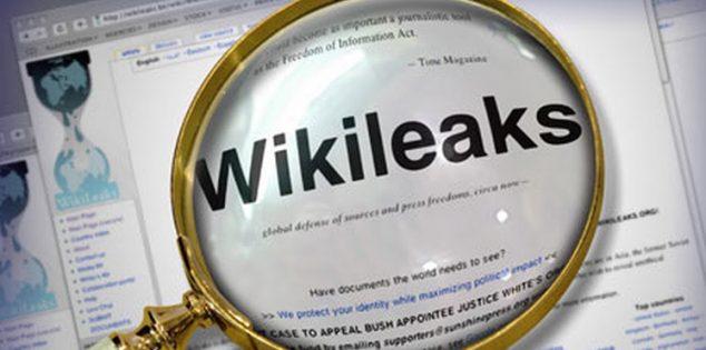 احدث تسريبات ويكيليكس