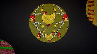 Chicken look different in Benin than in Europe