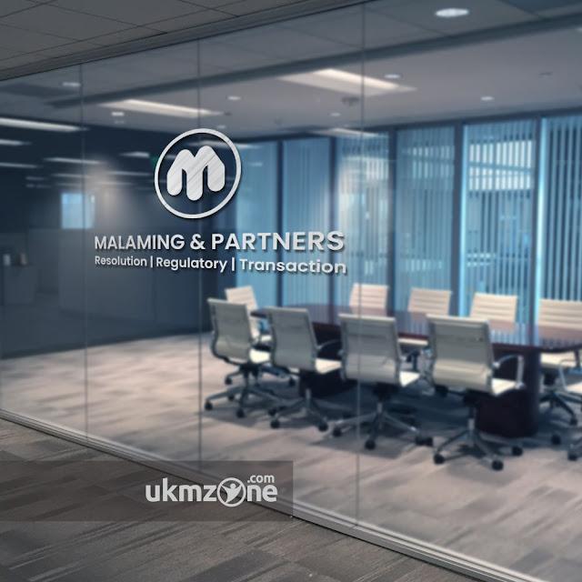 Desain logo untuk perusahaan Malaming & Partners