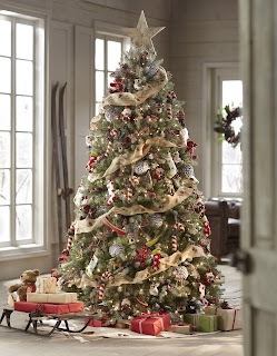 Árboles de Navidad.