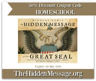 The Hidden Message of the Great Seal discount code; 50 % off expires May 30 2020