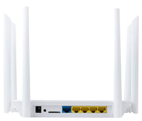 TUOSHI LT16S 1200Mbps Dual Band 4G LTE Router