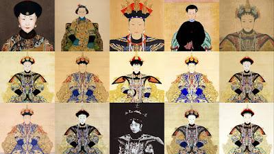 16 vị Hoàng hậu triều đại nhà Thanh